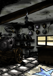 Jack's Store (Dark Cloud) by Sephiroth7734