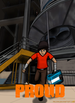 :: TF2 comic:: Proud cover by pklcha