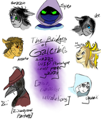 TBoG: Characters and story info by sketchris