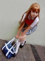 Inoue the school girl by oruntia