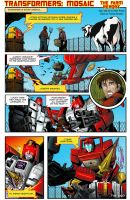 The Farm Report by Transformers-Mosaic