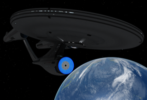 New School Star Trek 3 by enterprisedavid