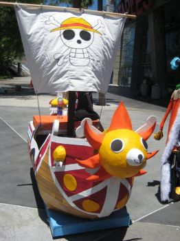Thousand Sunny by Synphol