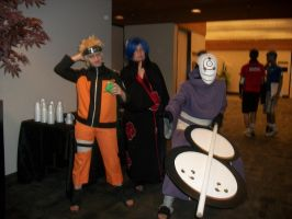 Naruto and friends - ConBravo Cosplay by SelenaEde