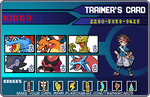 My Pokemon dream team! by Officer-Luke
