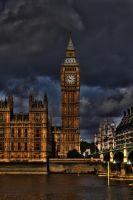 Big Ben HDR by hunocsi
