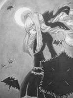 Anju - Queen of the Night by ShadowSniper666