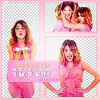 +Photopack de Tini Stoessel y Clara alonso by TiniCamieditions
