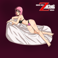 Neo Zeon's best grill XD by Banagherlinks