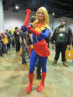 Ms Marvel by Lionofdemise