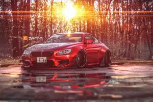 BMW M6 by hugosilva