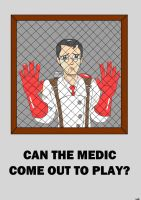 Poor Medic by Hermit9081