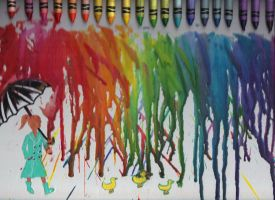 crayon creation by crestviewhs96