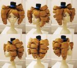 Gaap Wig Commission by red-cluster