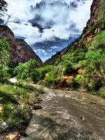 Zion's River by zois-life