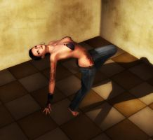 The Dancer - Pose 12 by Afina79