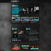 Black Counttry Communion Media by mvgraphics
