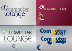 Logo Computer Lounge by remember-the-silence