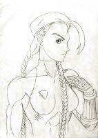 Beautiful Cammy by HPL-The-Outsider