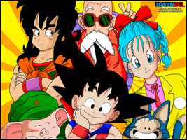 Dragon Ball by Sauron88