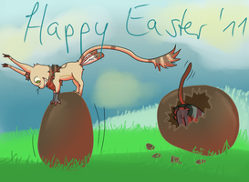 Happy Easter '11 by VK94