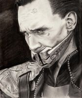Loki by RuthPiinK