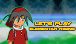 Let's Play Thumbnail Cover - Elementar Rising by Widen612
