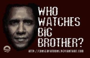 Who Watches Big Brother by RedTusker