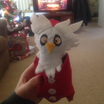 Delibird used present! by intrepidThrough