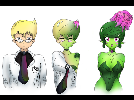 Monster girl tg by DerpNuggets123