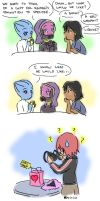 Mass Effect - Origin of the Undies by oranjielub