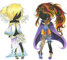 Heaven or Hell Adopts [ Closed ] by Starlight-Fantasy