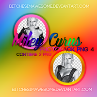 Miley Cyrus Photopack PNG 4 by BitchesImAwesome