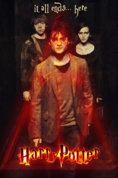 Magic 3 - Harry Potter 2nd by suicidecrew