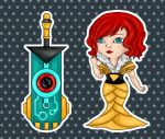 Transistor Stickers by Tiny-Owl