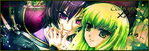 Lelouch et C.C by damelodie