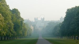 Windsor castle by grotgier