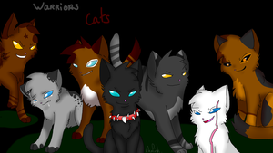 Warriors Cats Villains by Pikalink-Roxas