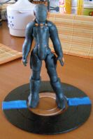 tron in clay by new-math1z