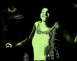 Greatest Female Blues Singer.. by LimeGreenSquid