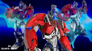 Transformers Prime: Optimus Prime by celtakerthebest