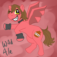 Wild Ale by MousieDoodles