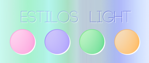 + Estilos Light by SaMyzZ