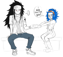 Gajevy by lazer-pup