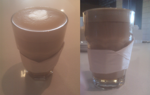3 Layer Latte by trezoid