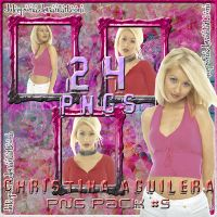 Christina Aguilera PNG Pack 5 by DulcePwna
