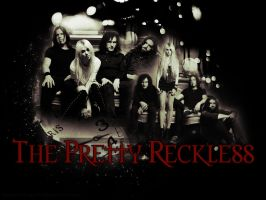 The Pretty Reckless by shesguiltybydesign