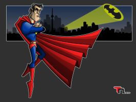 Superman Out of work? by Toineed