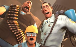 Team Fortress 2 Wallpaper Wut by DUNKMOVIES