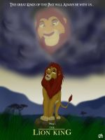 The Lion King Tribute by EfiWild